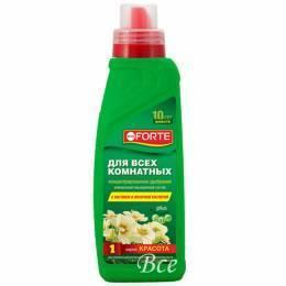 """Удобрение """"Bona Forte"""" для всех комнатных растений 285 мл"""