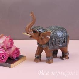 Слон в попоне