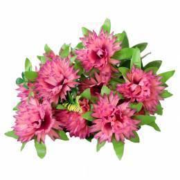 """Ветка """"Гвоздика """" с 11 цветками"""