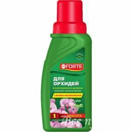"""Удобрение """"Bona Forte"""" для орхидей 285 мл"""