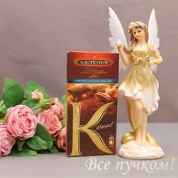 """Шоколад горький """"Коркунов"""" с цельным миндалем"""