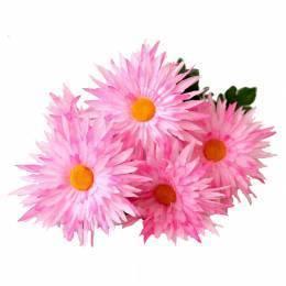 "Ветка ""Астра"" с 7 цветками"