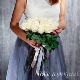 """Букет """"Нежность любви"""" из 25 роз"""