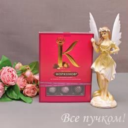 """Конфеты """"Коркунов"""" из темного и молочного шоколада, 110 г"""