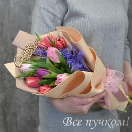 """Букет """"Весна в душе"""""""