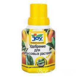 """Удобрение """"Joy"""" для цитрусовых растений 250 мл"""