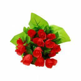 "Ветка ""Роза"" с 18 бутонами"