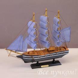 Корабль 34 см
