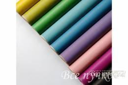Крафт-бумага цветная однотонная