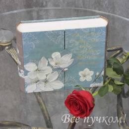 Коробочка в виде книги