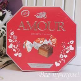 """Шоколадный набор """"Амор"""" с какао"""