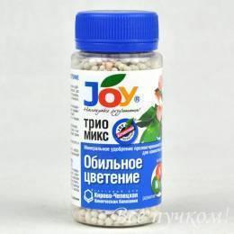 Удобрение JOY с/у трио микс Обильное цветение 100 гр