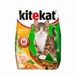 Корм для кошек Kitekat с курицей  350 г сухой