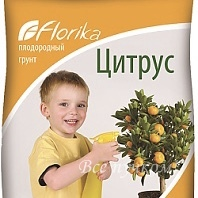 Грунт «Флорика» цитрус 5 л