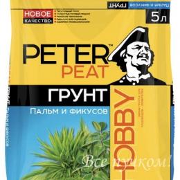 Грунт для пальм и фикусов 2,5 л