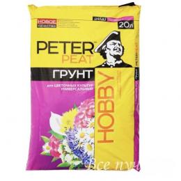 Универсальный грунт для цветочных культур 10 л