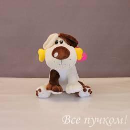 """Пёс """"Барбосик"""" 35 см"""