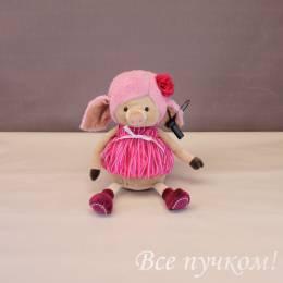Свинка Фру - Фря 28 см