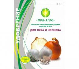 Удобрение Для лука и чеснока 0,9 кг