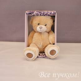 Медведь Браун 30 см