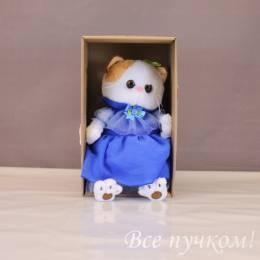 Ли-Ли в синем платье 35 см