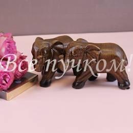 Коричневый слон