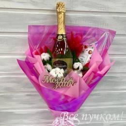 """Букет """"Брызги шампанского"""""""