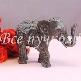 Серый слон