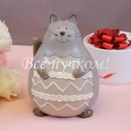 """Фигурка  """"Толстый кот"""""""