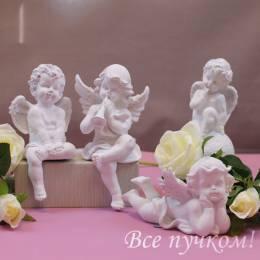 """Фигурка """"Ангел белый"""""""