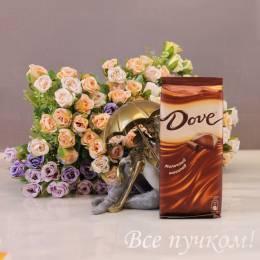 """Шоколад молочный """"Dove"""""""