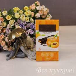 """Шоколад горький с абрикосовым пюре """"Коммунарка"""""""