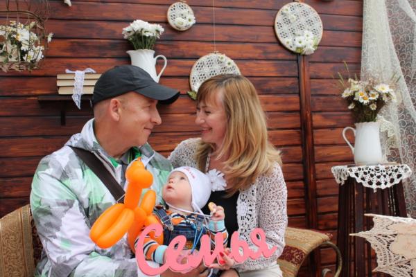 День семьи, любви и верности в п.Шексна.