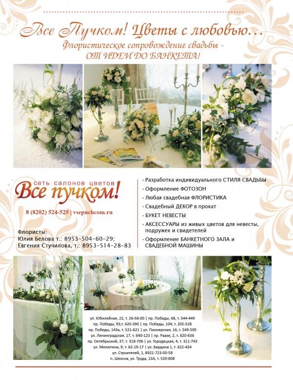 Свадьба вашей мечты.