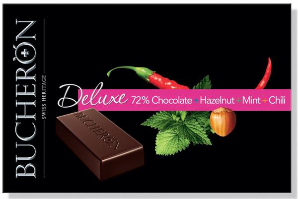 Новый шоколад!